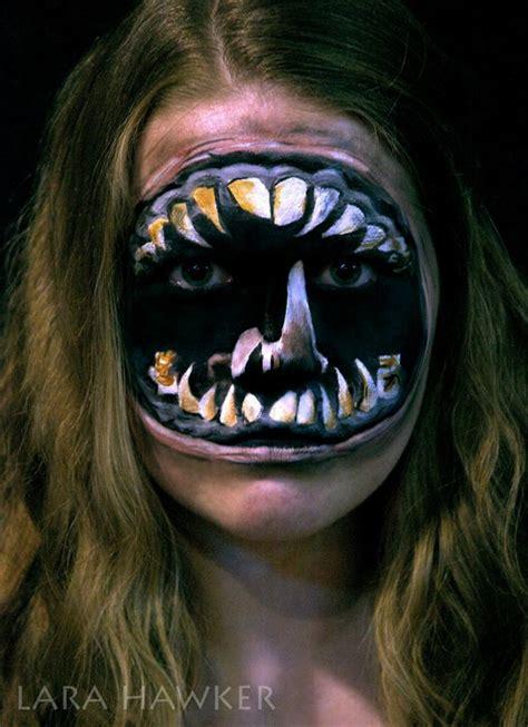 halloween schminke ideen von einer talentierten