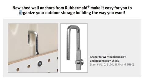 Shed Anchor Bolts by Rubbermaid Small Storage Shed Storage Sheds Direct