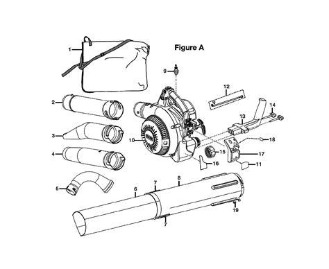 ryobi blower parts diagram buy ryobi ry09907 replacement tool parts ryobi ry09907