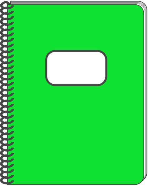 spiral notebook green /education/supplies/notebook/spiral notebook green.png.html