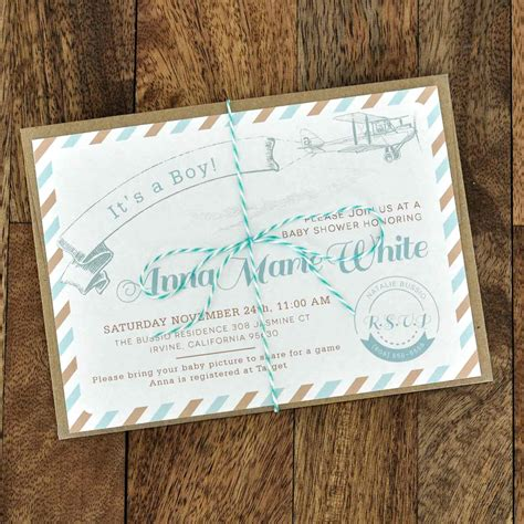 Themed Baby Shower Invitations by Vintage Themed Baby Shower Invitations Invitation Ideas