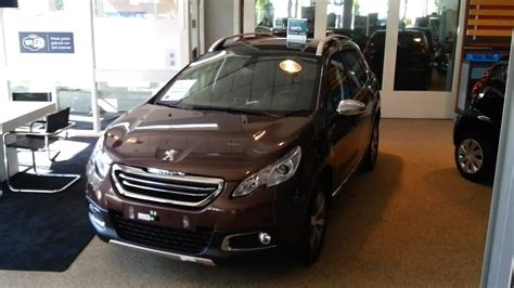 peugeot partner 2008 interior peugeot 2008 2013 in depth review interior exterior youtube