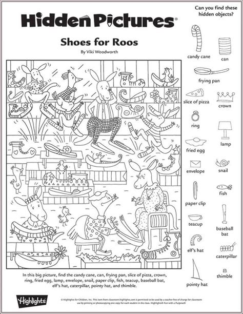 printable hidden picture games for preschoolers shoes for roos hidden pictures puzzle hidden pictures