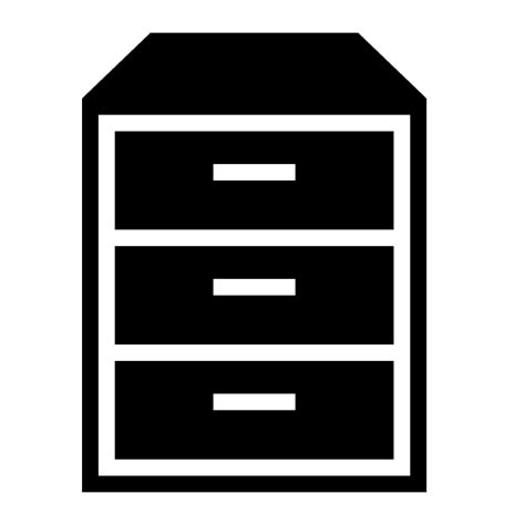 schrank png collection of file cabinet icons free