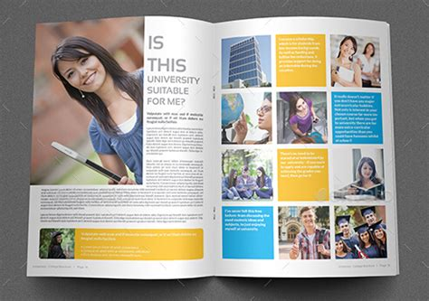 10 best education training brochure templates for