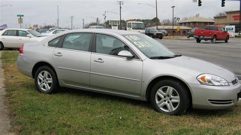 chevy impala 2008 chevy impala ls autos post