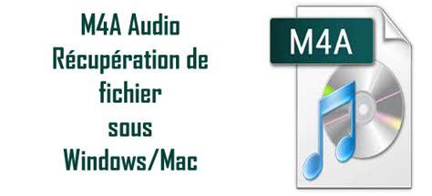 format audio m4a r 233 cup 233 rer le fichier audio m4a format 233 archives