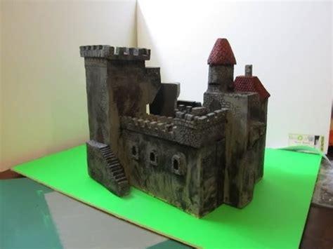 castle styrofoam block home how to make a foam castle that really looks fantastic