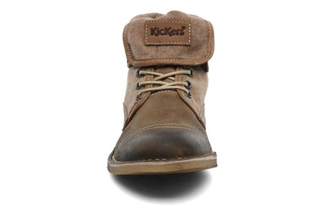 Kickers Boots Brown 03 kickers jet