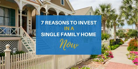 7 Reasons To Dr Houses Children by Single Family Homes 7 Reasons To Invest Now Comm Cap