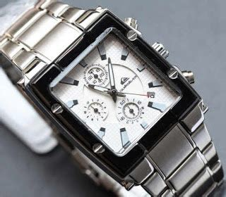 Jam Tangan Seiko Silver Plat Black jam tangan casio murah quicksilver kotak chrono aktif
