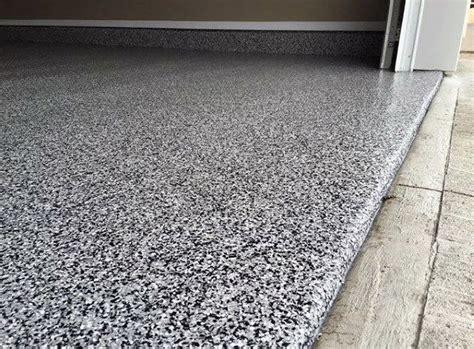 garage flooring ideas  men paint tiles  epoxy