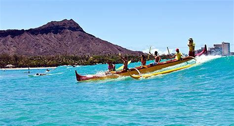 canoes waikiki outrigger canoe rides in waikiki hawaii pinterest