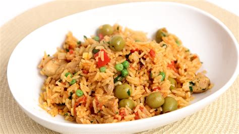 In The Kitchen Recipes by One Pot Chicken Rice Recipe Vitale In