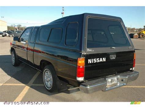 gray nissan truck 1997 nissan hardbody truck se extended cab in super black