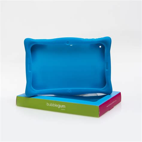 Protective Covers by Silicone Protective Cover Blue Bubblegum Tablets