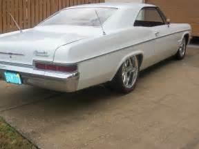 1966 chevrolet impala ss factory 4 spd billet wheels