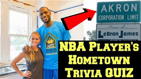quiz nba quot nba player s hometown quot trivia quiz nba hometown test