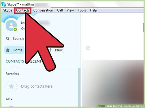 Finding On Skype How To Find On Skype 11 Steps With Pictures Wikihow