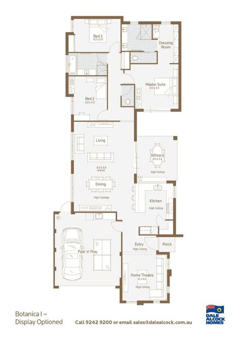 Dale Alcock House Plans House And Land Packages Perth Wa New Homes Home Designs Xxxx Dale Alcock Planos