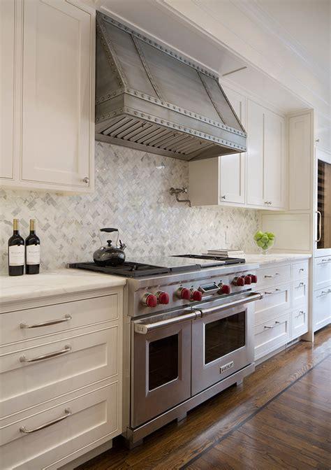 white kitchen with calacatta gold backsplash tile backsplash com calcutta gold marble kitchen traditional with crackle