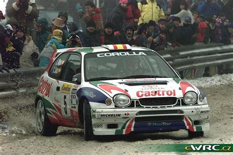 toyota subaru 1998 190 best images about wrc on pinterest subaru impreza
