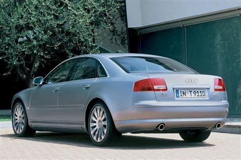 Audi A8 3 7 Quattro by Audi A8 3 7 Quattro Pro Line D3 2002 Parts Specs