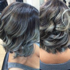 Low Lights Gray Hair Racine Wi | lowlights and highlights to soften the transition to grey