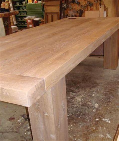 landelijke tafel zelf maken zelf een tafel maken interieur insider