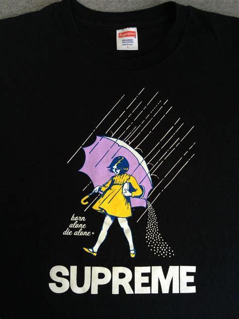 Supreme Smaile Logos supreme morton salt t shirt box logo usa