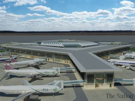 mega construction new islamabad international airport