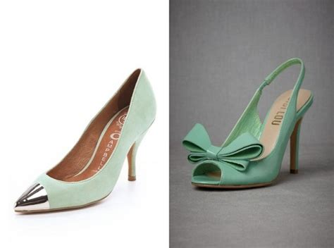 mint green wedding shoes 8 ways to plan a mint green wedding