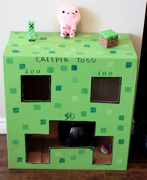 minecraft arts and crafts projects 30 awesome easy minecraft ideas