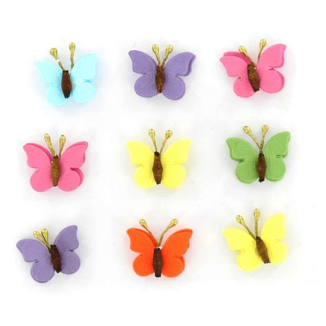 butterfly craft paper mini butterflies for crafts