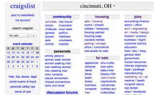 Used Cars Craigslist Cincinnati Craigslist For Semi Autos Post