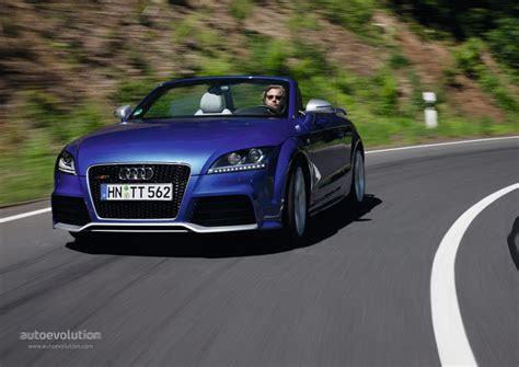 Technische Daten Audi Tt Rs by Audi Tt Rs Roadster Preisliste Technische Daten Und