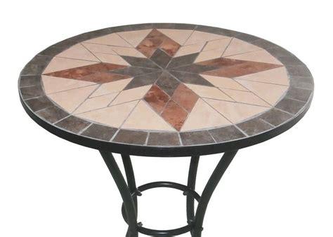 tavoli in ferro battuto per esterni arredo per esterno jody tavolo con mosaico 2 sedie in