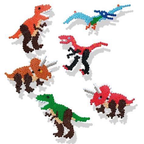 perler dinosaur 17 best images about dino s borduren on