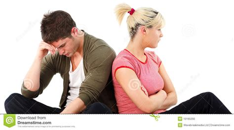 wallpaper of angry couple angry couple against white background stock photo image