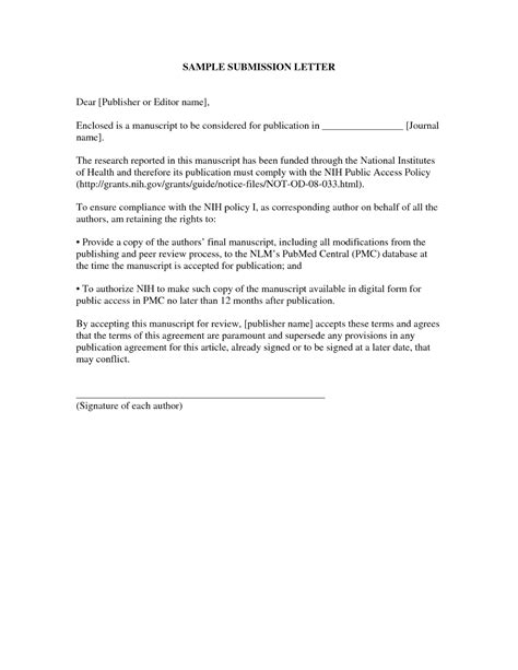 Submitting A Cover Letter Best Photos Of Signature Attestation Letter Sle