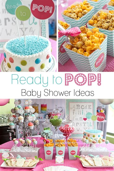 Ready To Pop Baby Shower Favors by Ready To Pop Baby Shower Ideas