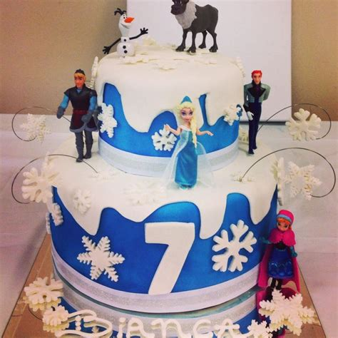film frozen cake frozen the movie cake jojokakes pinterest movie