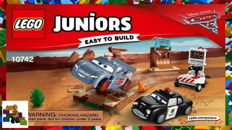 Lego 10742 Juniors Cars Willys Butte Speed lego juniors cars 3 10742 willy s