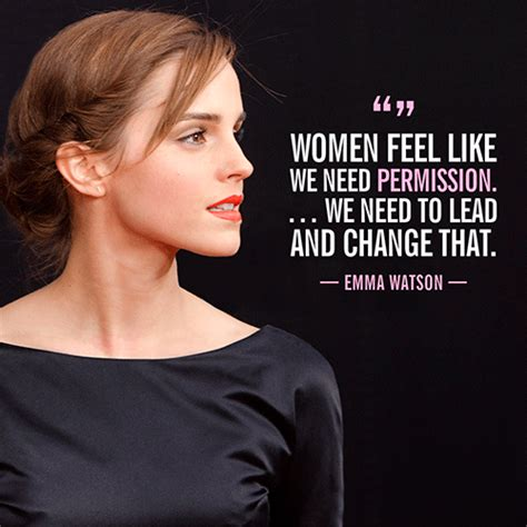 emma watson quotes feminism the 10 most empowering things emma watson said in 2015