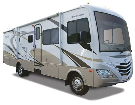 fleetwood rv launches 2011 crossover motor home