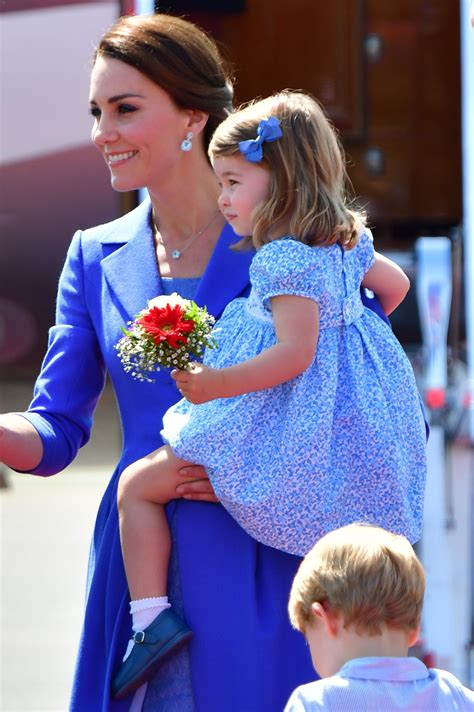 princess charlotte 5 times kate middleton princess charlotte wore similar