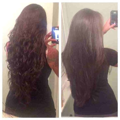 Types Of Permanent Hair Straightening by Apply This For Permanent Hair Straightening In
