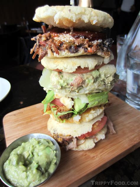 Pica Pica Maize Kitchen San Francisco by Tower Of Flour Trippy Food