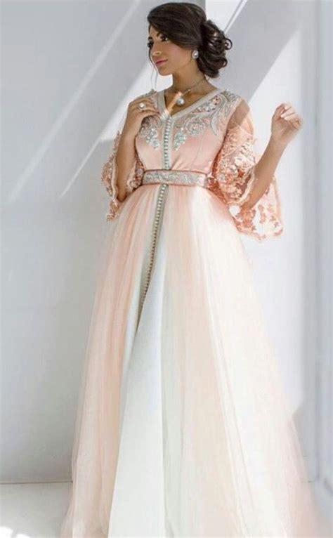 Dress Nisa Pa traditional moroccan wedding dress