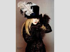 Stevie Nicks in Bazaar Magazine Nov 1997 – The Changing ... Mac's